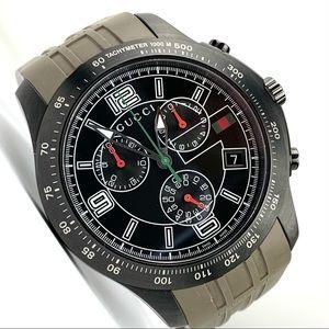 GUCCI G-Timeless Chronograph Watch